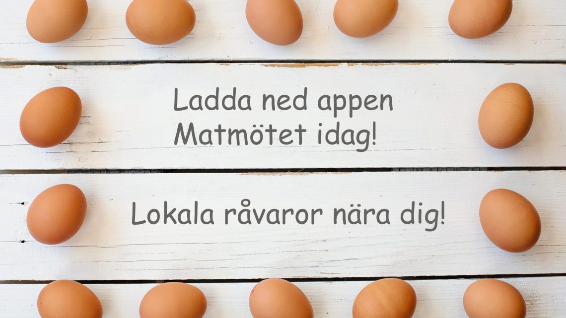 Producent som säljer ägg