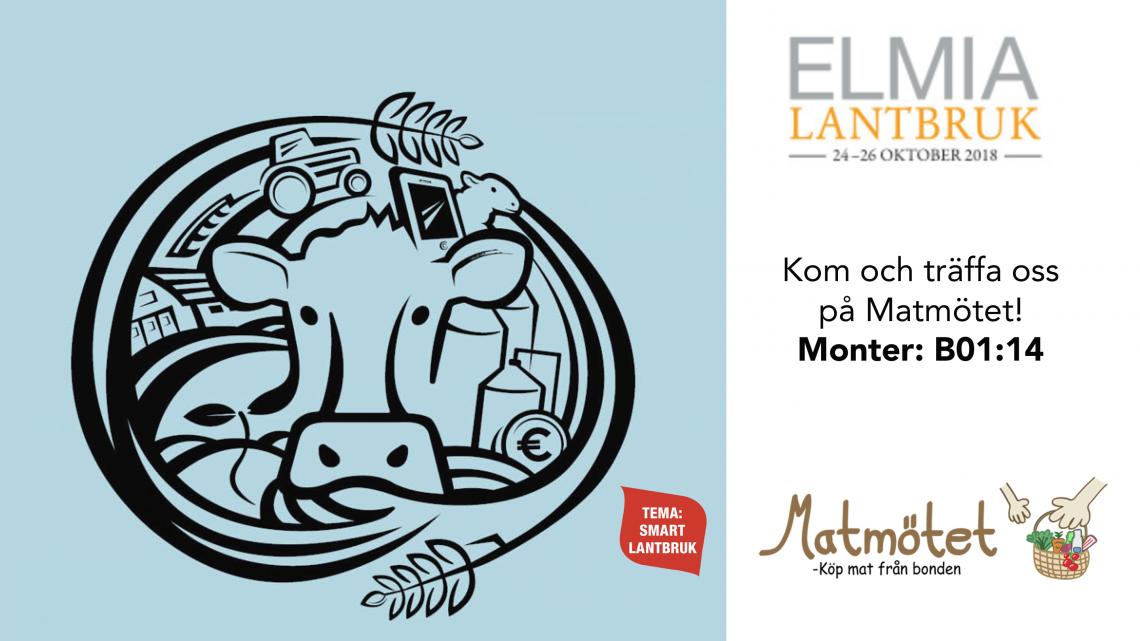 Elmia Lantbruk – Matmötet